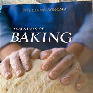 Williams Sonoma essentials of baking book